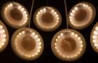 創意藝術燈具情境拍攝